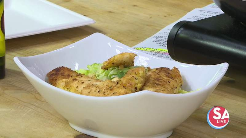 Use your leftover pancake mix for some yummy breaded chicken tenders | SA Live | KSAT 12