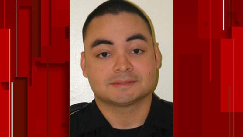 Bexar County sheriff's deputy Joseph Trevino
