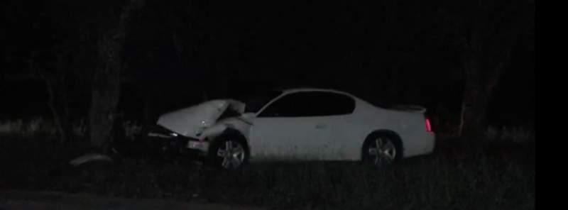 Vehicle crash in 16500 Henderson Pass, Sept. 26, 2020