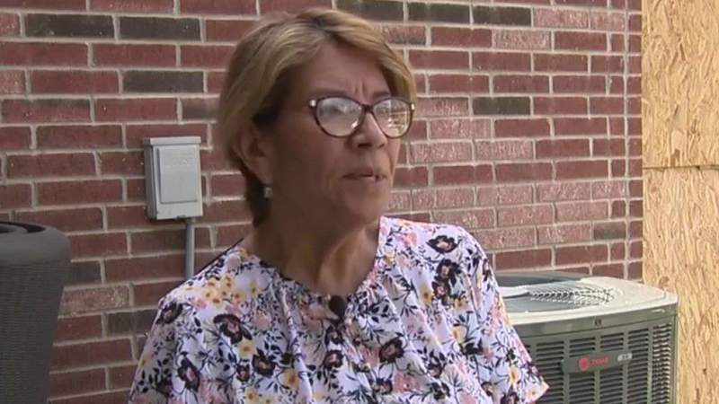 ���It���s God...he protected me���: Grandmother dodges car that crashed into bedroom