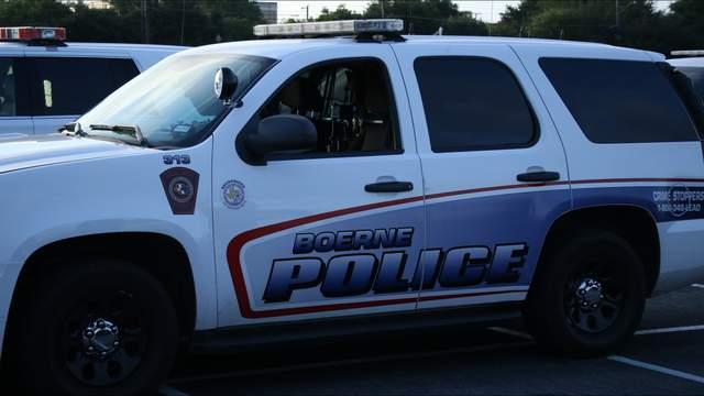 Boerne Police Dept.