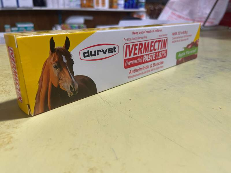 Ivermectin, a livestock medication that can be used to treat lice and other conditions in humans, has exploded in popularity as people have tried to self-medicate against COVID-19.