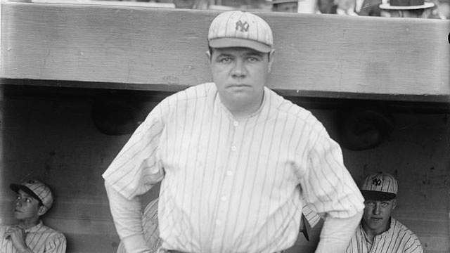 1948: Legendary baseball player Babe Ruth, who helped the New York Yankees to four World Series titles during his career and was among the five first inductees into the National Baseball Hall of Fame in 1936, dies from cancer in New York City at the age of 53. Ruth held the records for most home runs in a season, hitting 60 in 1927, until he was surpassed by fellow Yankee Roger Maris in 1961, and the career record of 714 home runs until he was surpassed by Hank Aaron in 1974.
