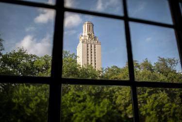 The University of Texas at Austin campus.      Tamir Kalifa for The Texas Tribune