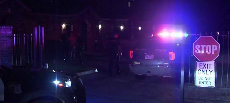A teenager is in critical condition after an overnight shooting on the Southwest Side.