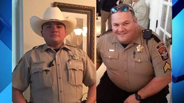 Left to right: Carlos Ramirez, Matt Johnson. Courtesy: Kendall County Sheriff's Office.