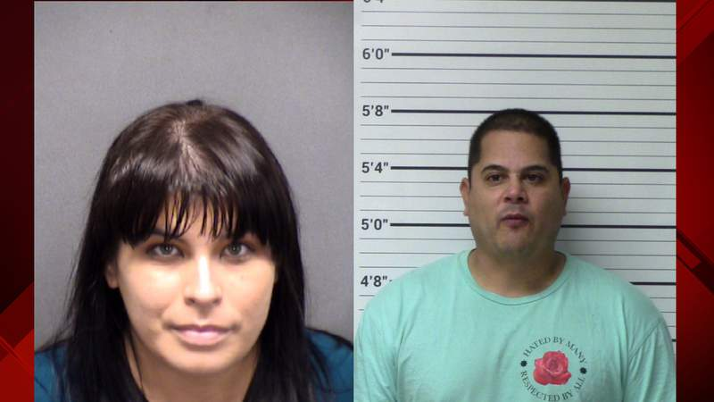 Jennifer Denise Barideaux and Tadeo Raymond Garces Jr. have been charged with tampering with physical evidence in connection with the death of her 2-year-old son, Gideon Barideaux.