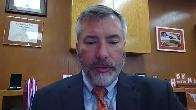 Web Extra: North Side ISD Superintendent discusses a year of pandemic, remote learning and what's next