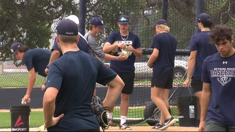 Smithson Valley baseball preparing for first UIL State Tournament appearance since 2005