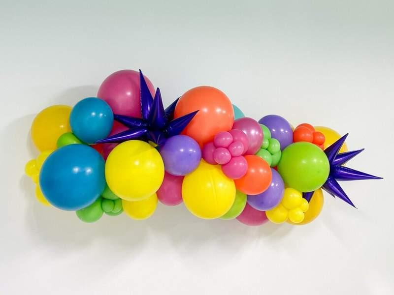 Balloon Boutique garland