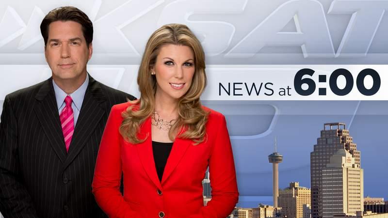 KSAT 12 6 O'Clock News : May 14, 2021