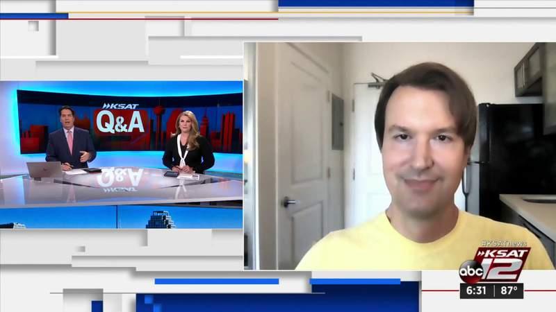 KSAT Q&A: Tech Bloc CEO David Heard discusses downtown tech district, battle for tech talent