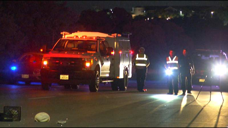 Police search for driver who hit and killed woman on far West Side