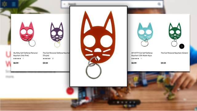 These Trendy Self Defense Key Chains Are Actually Illegal In Texas