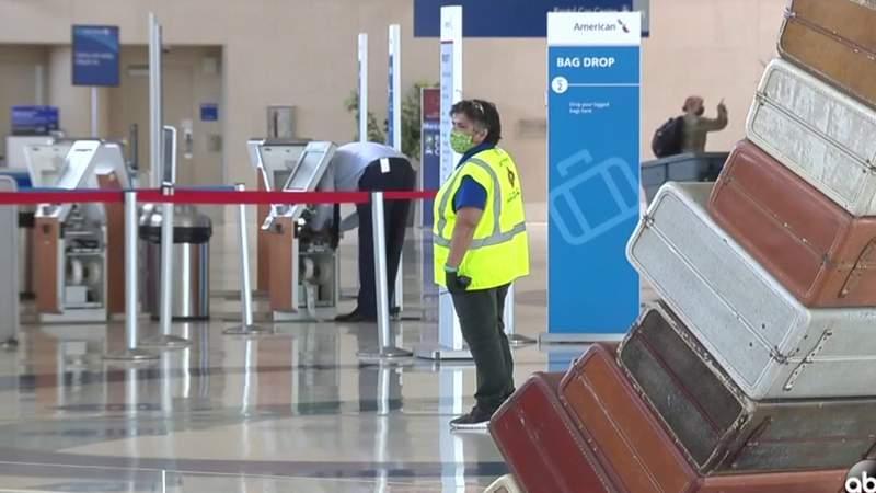 San Antonio International Airport gets ready for passengers to return