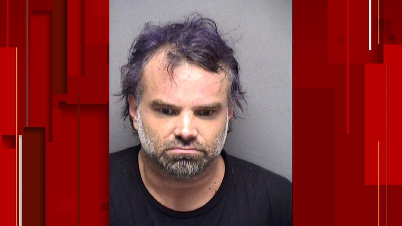 Mason Caldwell is charged with online solicitation of a minor.