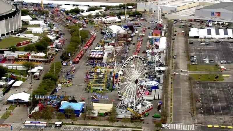 Houston Rodeo. Courtesy: Click2Houston.com.