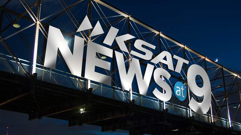 KSAT 12 News @ 9 : Apr 01, 2020