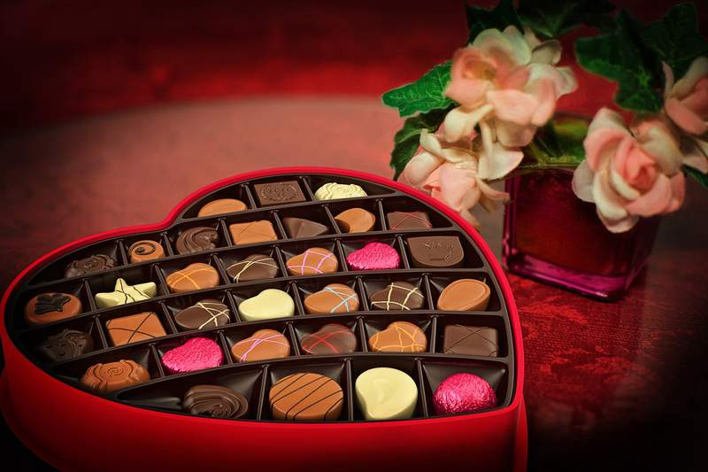Chocolates are always a great Valentine's Day gift for her. Check out other gift ideas today on SA Live.