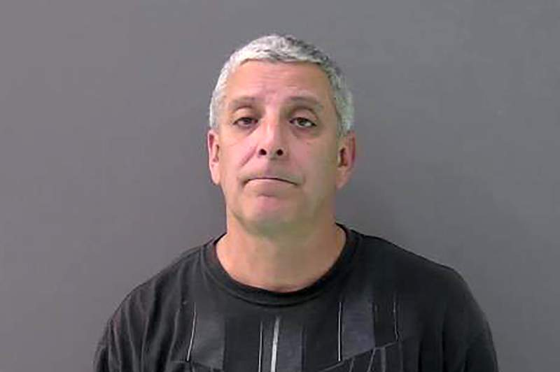 This Monday, Feb. 10, 2020, booking photo provided by the Bell County Jail shows Temple Police officer Carmen DeCruz. The Central Texas police officer was charged with the second-degree felony in the Dec. 2, 2019, shooting of Michael Dean, Bell County District Attorney Henry Garza said in a statement. Details that have emerged more than two months after the incident. An arrest affidavit released Monday details what can be seen on DeCruz's vehicle and body cameras, though the footage hasn't been released to the public.  (Bell County Jail via AP)