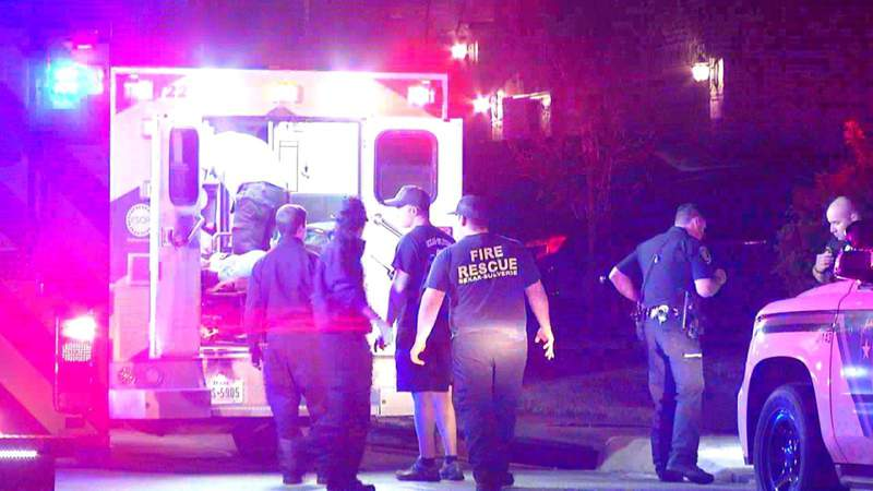 Teen hospitalized after he was shot in chest, BCSO says