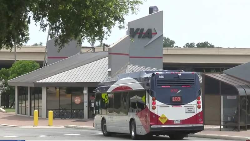 VIA brings back Fiesta Park and Ride service