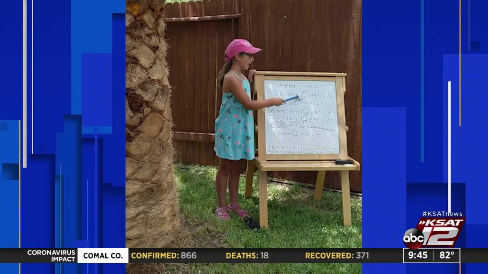 KSAT Kids: Be a junior meteorologist!
