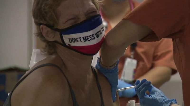 Corazon Clinic focuses vaccine efforts on homeless population in San Antonio