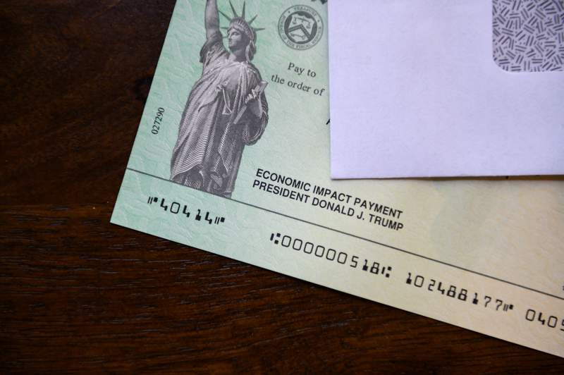 12 million low-income people could miss out on stimulus payments.