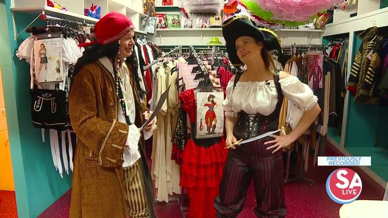 Support Local: Gibson Costume Shop is open for business   SA Live   KSAT 12