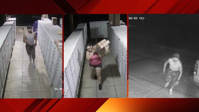 (Images courtesy Kendall County Sheriff's Office)