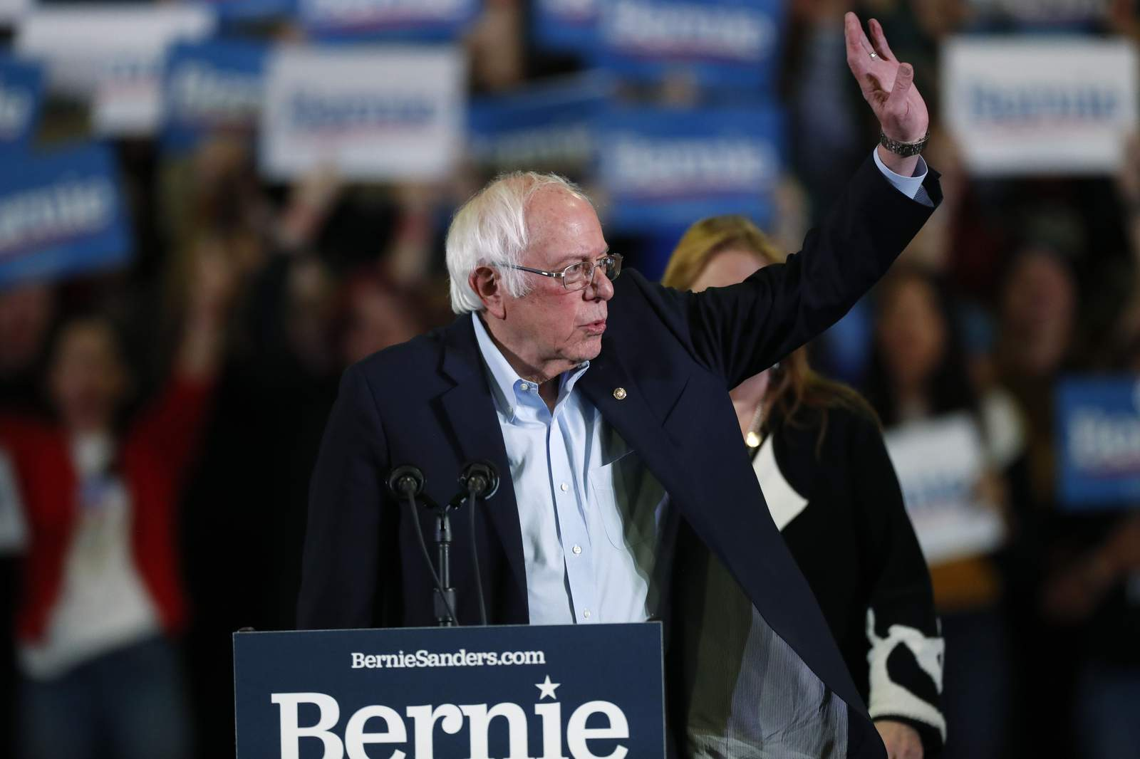 Bernie Sanders to hold campaign rally in San Antonio