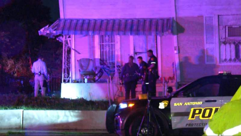 1 person injured in apparent drive-by shooting on East Side