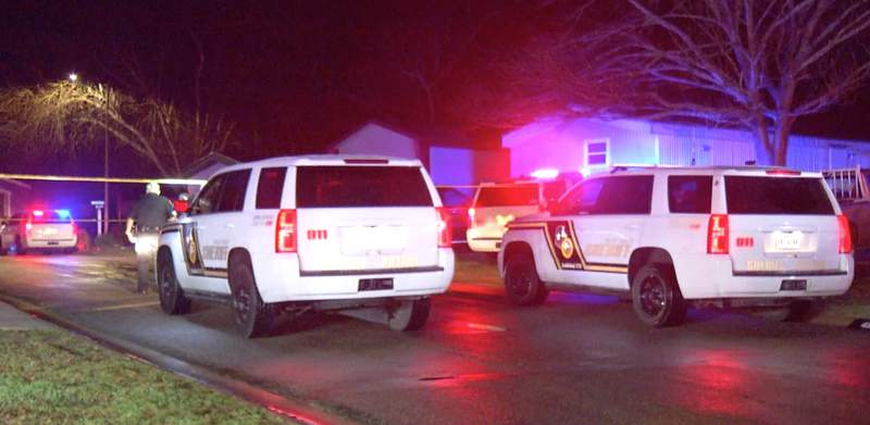 Three people are hospitalized after an overnight shooting on the West Side, according to the Bexar County Sheriff's Office.