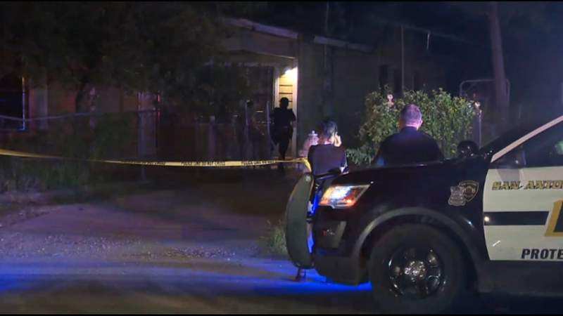 Single bullet wounds 2 men at West Side house party
