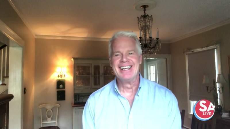 Mike checks in from home during self quarantine l SA Live l KSAT 12