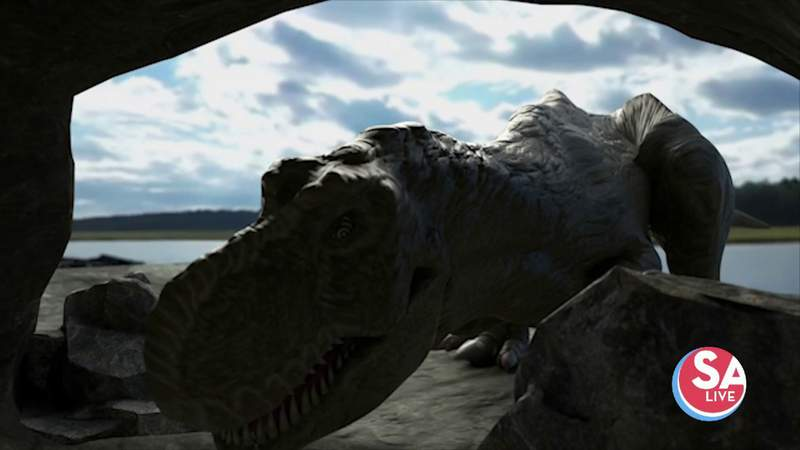 Online dinosaur education | SA Live | KSAT 12