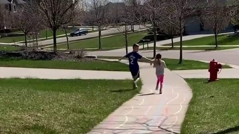 Fun ways to keep your kids active