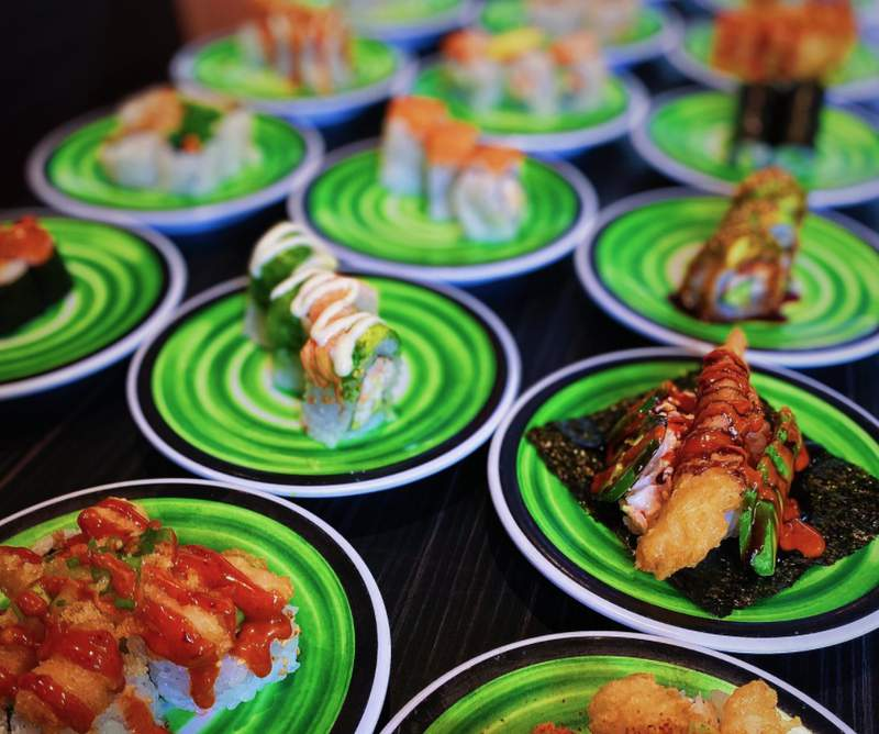 Kura Sushi is planning a location in the Alamo Quarry Market