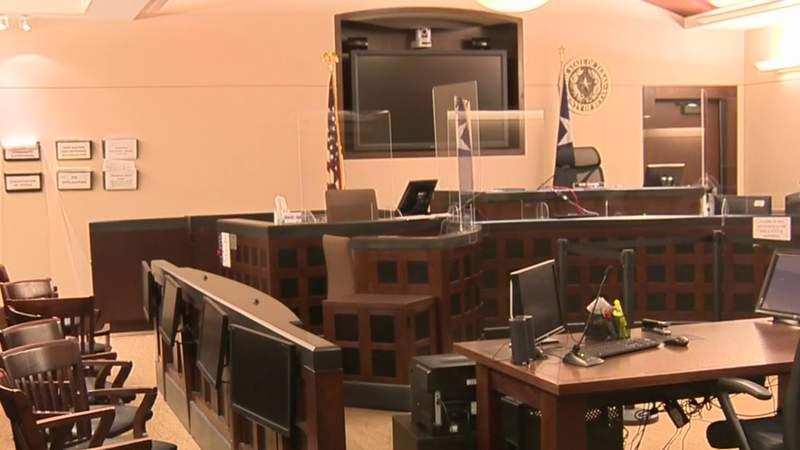 Jury service resumption in Bexar County gets closer look
