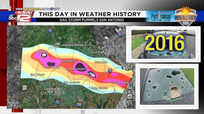 This Day in Weather History: April 12th