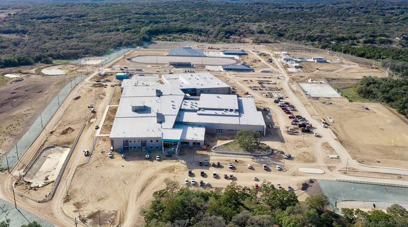 Davenport High School will open in August 2020 in the Comal Independent School District.