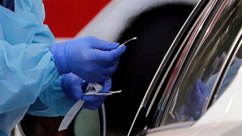Virginia sees 230,444 coronavirus cases