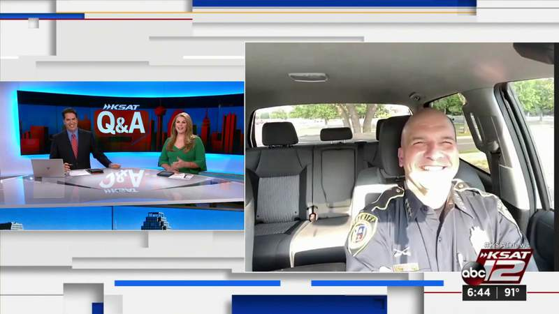 KSAT Q&A: 'The ship has sailed.' Sheriff Salazar introduces plan to pay for BCSO boat