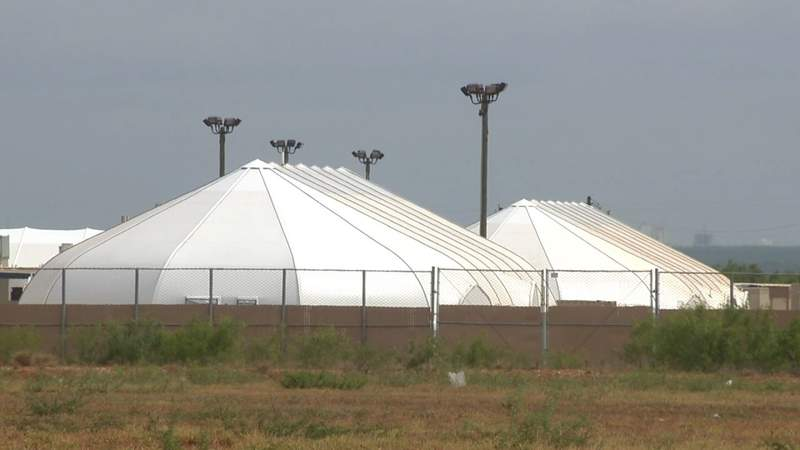 Texas family detention centers expected to transform into rapid-processing hubs