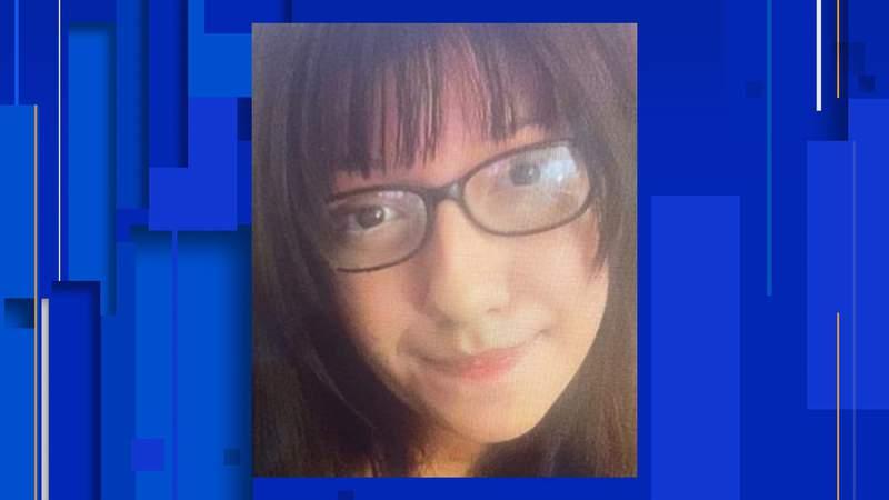 Karla Ibarra was last seen Tuesday, May 11, in the 1300 block of W. Hilderbrand Avenue.