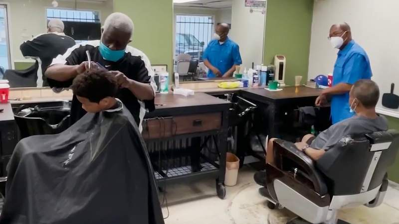 Biden Administration Launches Initiative to Help Black-Owned Barbershops and Hair Salons Encourage Coronavirus Vaccination