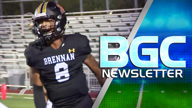 BGC Newsletter Week 2