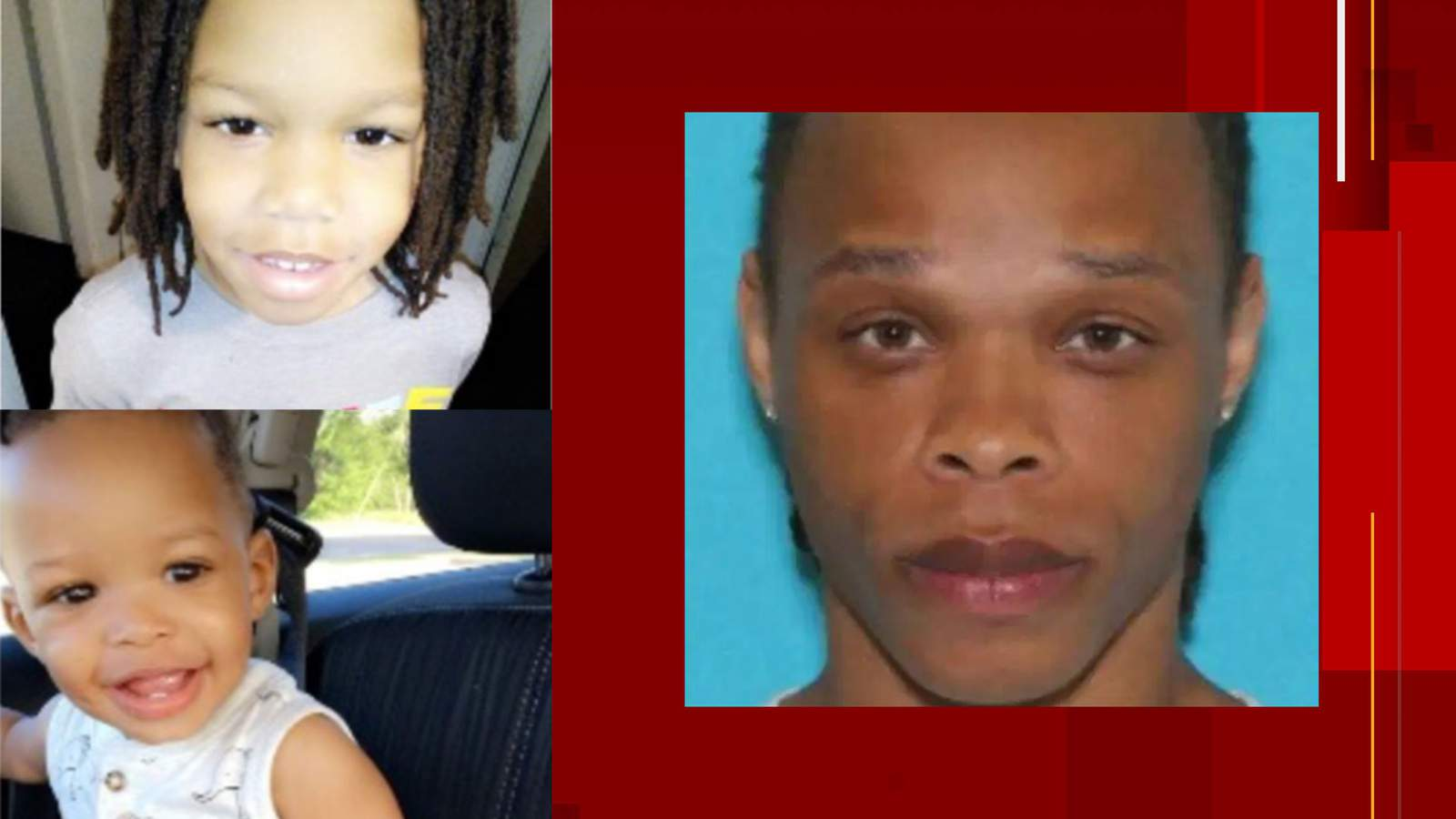 Amber Alert Discontinued For 7 Year Old And 1 Year Old Whose Mother Was Found Murdered Police Say