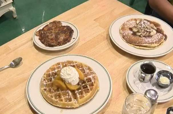 Magnolia Pancake Haus was ranked as the most popular restaurant for breakfast in Texas.